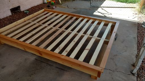Custom Made The Lacie Bed (Launching Point)