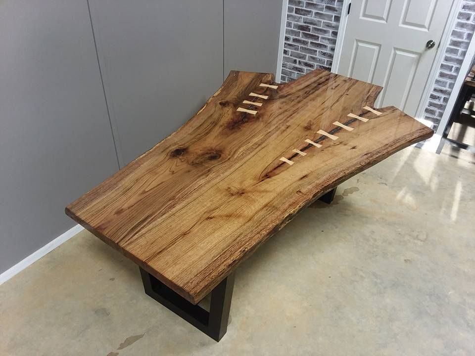 Magnificent Buy Hand Crafted Dining Table Live Edge Red Oak Book Download Free Architecture Designs Crovemadebymaigaardcom