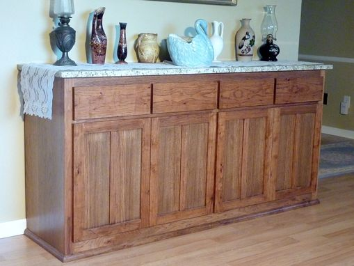 Custom Made Hickory Buffet