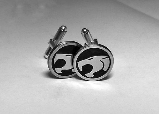 Custom Made Custom Logo Cufflinks