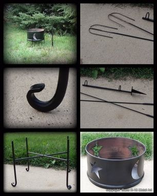 Custom Made Firepit Kit