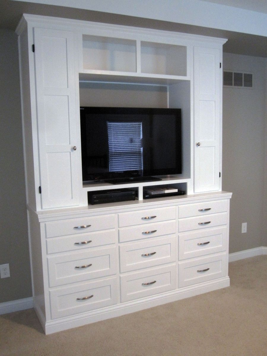 handmade bedroom dresser entertainment center by boltonwoodworking