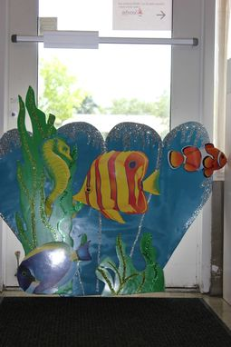 Custom Made Under The Sea Props