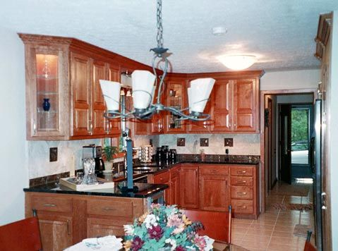 Custom Made A Custom Designed And Built Kitchen