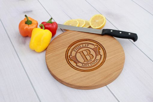 Custom Made Personalized Cutting Board, Engraved Cutting Board, Custom Wedding Gift – Cbr-Wo-Phillipmelinda