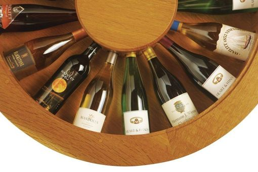 Custom Made Don Vino Wine Table