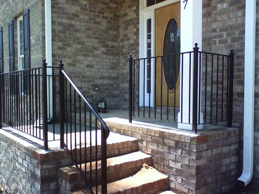 Custom Made Railing - Indoor / Outdoor