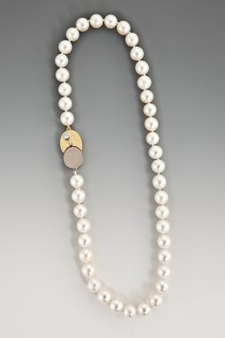 Custom Made An Updated Pearl Necklace