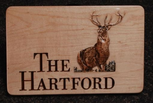 Custom Made 3d Plaque