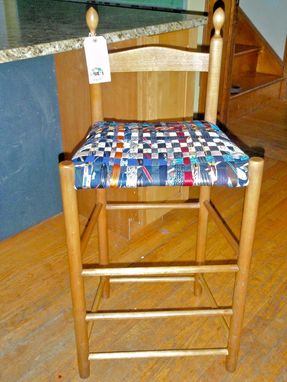 Custom Made Counter Stool