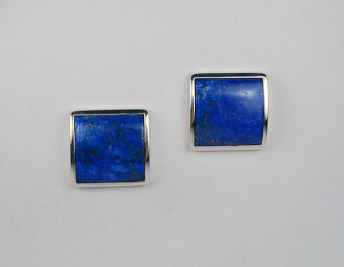Custom Made Turquoise Cufflinks