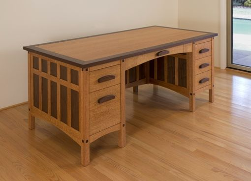 Custom Made Craftsman Desk