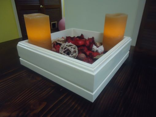 Custom Made Candle Box