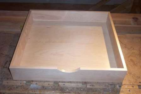 Custom Made Custom Spec Drawer Boxes