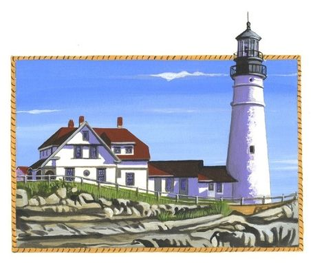 Custom Made Portland Head Light