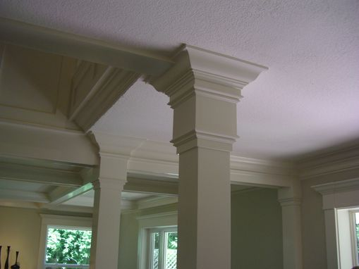 Custom Made Finish Carpentry