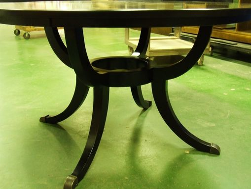 Custom Made Piccadilly Dinning Table