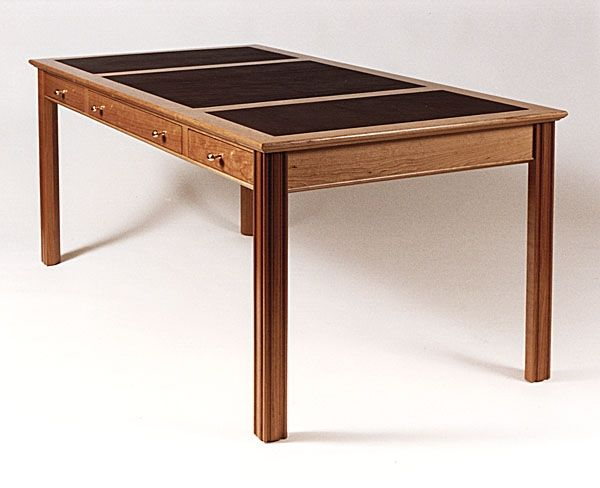 Hand Made Cherry Office Furniture by Neal Barrett ...