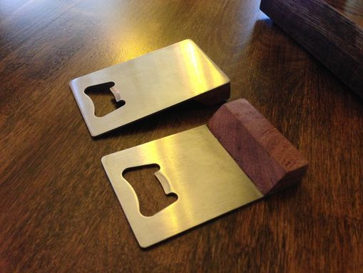 Custom Made Dual Bottle Openers