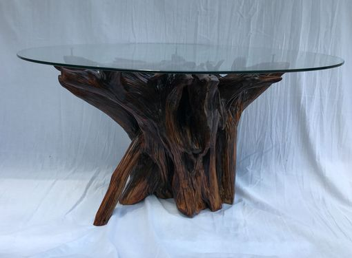 Custom Made Tree Root Coffee Table