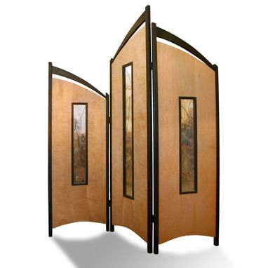 Custom Made Privacy Screen, Room Divider