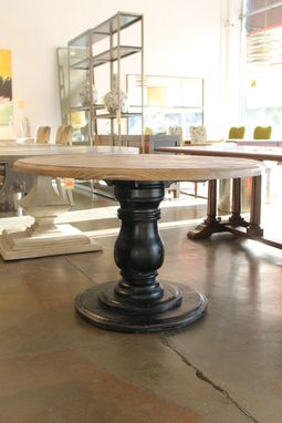 Custom Made Maximus Dining Table (Floor Model)