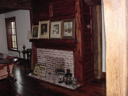 Custom Made Log Cabin Fit Out
