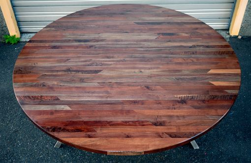 Custom Made Invertex Round Table