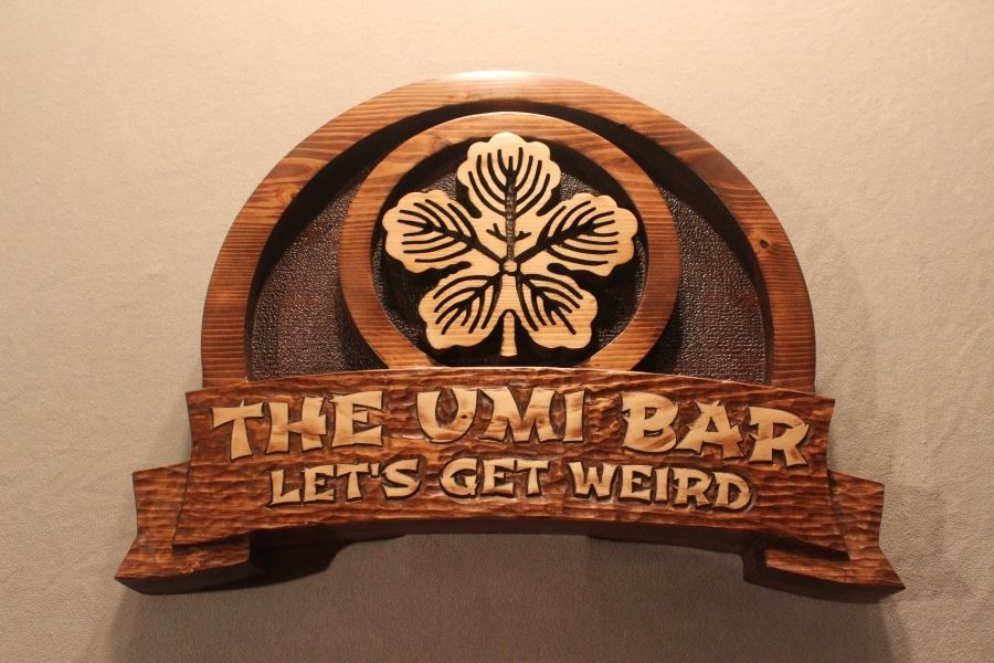 Carved Wood Signs 3d Signs Custom Wood Signs For Home And Business