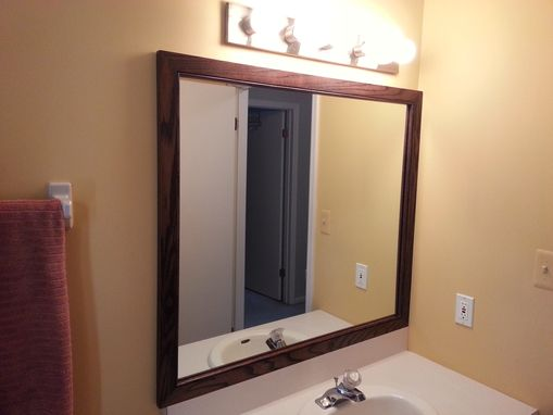 Custom Made Custom Mirror Surrounds