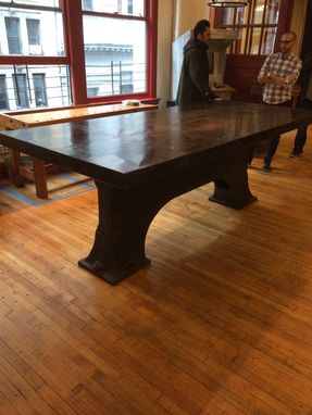 Custom Made Noble & Wood Conference Table