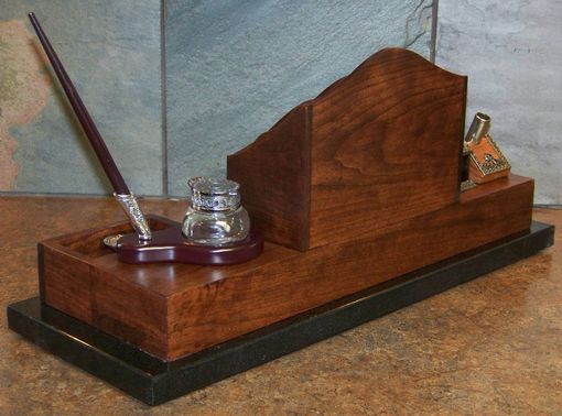 Custom Made Calligraphy Pen Set Holder