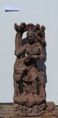 Custom Made Hindu Sculptures In Sandstone