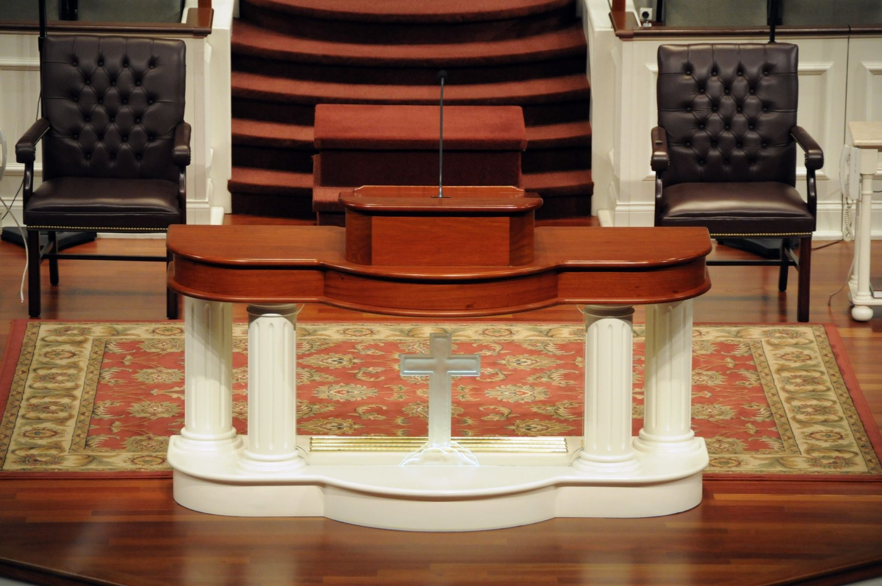 Custom Church Furniture By Yoder Custom Design