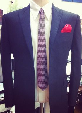 Custom Made Custom Made To Measure Suit
