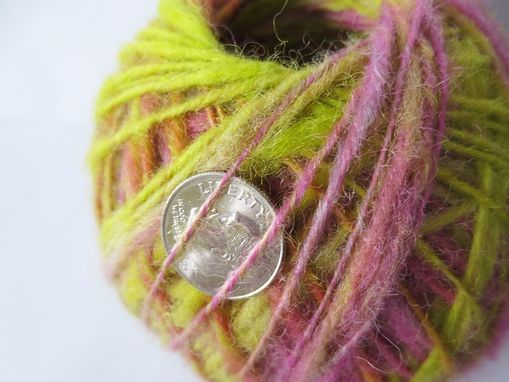Custom Made Handspun Yarn Ball