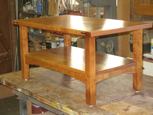 Custom Made Craftsman Coffee Table