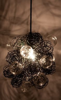 Custom Made Nest Pendant Light