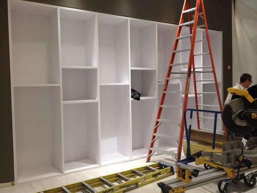 Custom Made Custom Cabinets For Bloomingdales