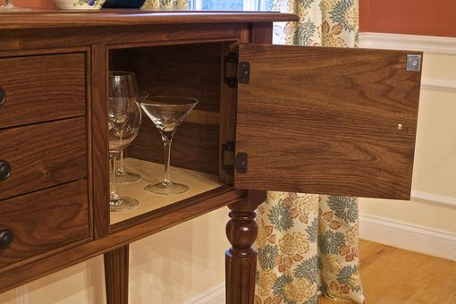Custom Made Sideboard / Buffet Table