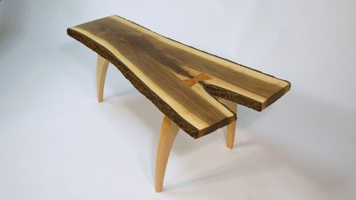 Custom Made Three Legged Coffee Table