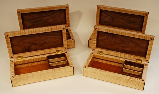Custom Made Heirloom Boxes
