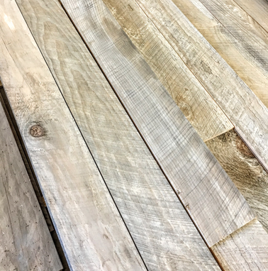 Custom Made Reclaimed Wood