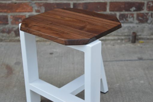 "Custom Made ""Treble"" Kids Stool"