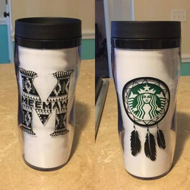 Custom Made Personalized Drink Ware