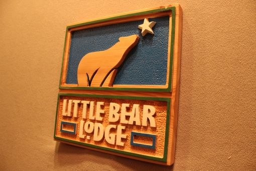 Custom Made Custom Wood Signs | Home Signs | Cabin Signs | Carved Wooden Signs | Cottage Signs