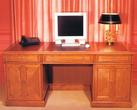 Custom Made Traditional Desk