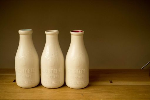 Custom Made The Brooklyn Dairy Vessels | Vase