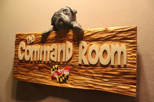 Custom Made Custom Carved Wood Signs, Dog Signs, Home Signs, Cabin Signs, Business Signs
