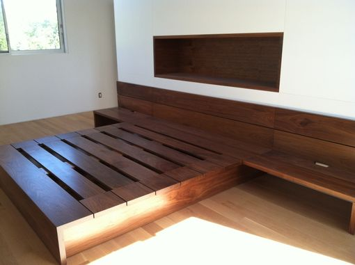 Custom Made Master Bedroom Assembly